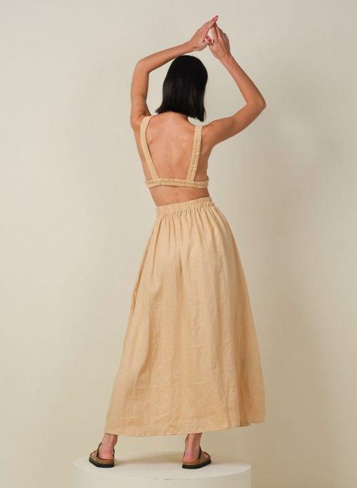 Kamina Linen Set Back (Revised)