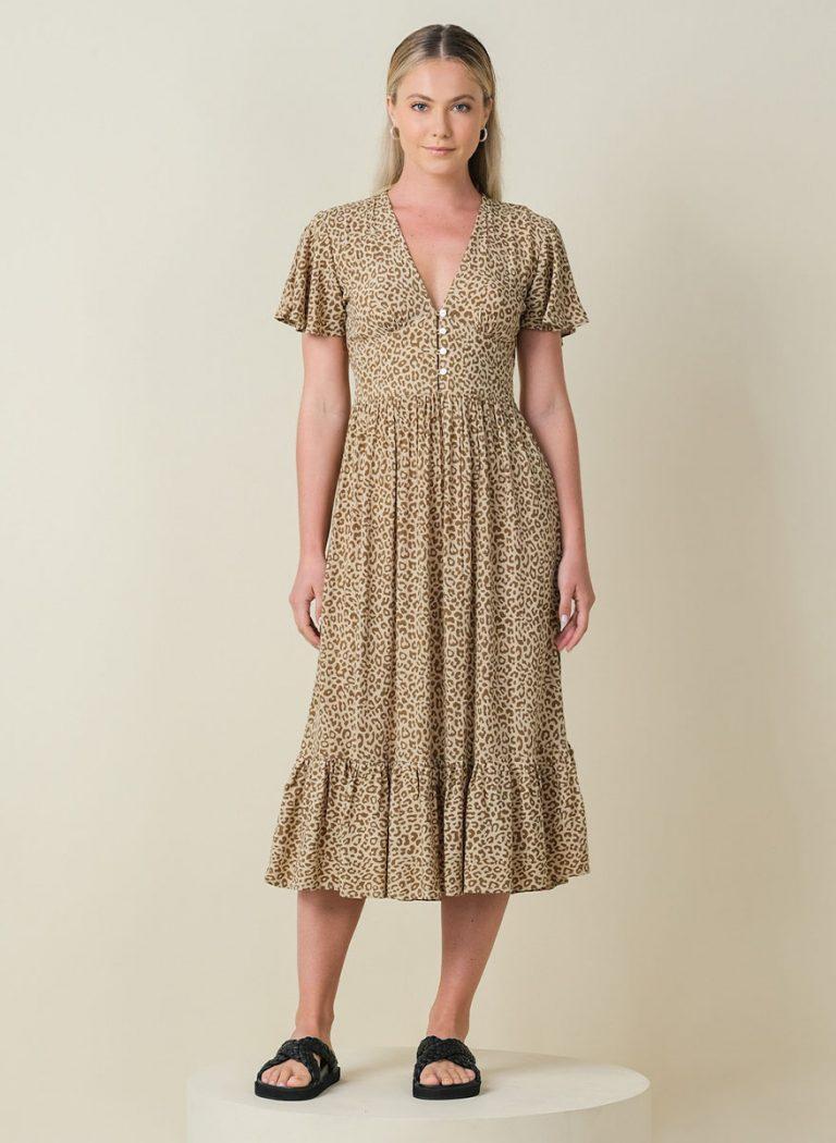 Leony Midi Dress Front (Resized)